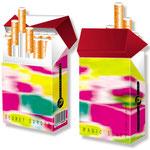 Zigarettenpackung Überzieher > indo slipp 027 > MAGIC SLIPP