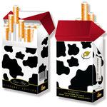 gefleckter Zigarettenschachtel-Überzieher > indo slipp 028 > Kuhmuster