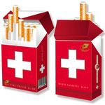 Hülle für Eidgenossen > indo slipp 040 > Schweizer Kreuz