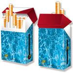 Zigarettenschachtel-Cover > indo slipp 019 > Pool / Wasser