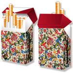Cover für Zigarettenschachteln > indo slipp 024 > Florentiner