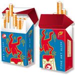 Cover für Zigarettenpackungen > indo slipp 016 > art slipp