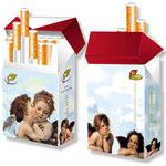 Schutzengel-Hülle für Zigarettenschachteln > indo slipp 006 > Engel