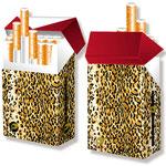 Zigarettenschachtel-Etui > indo slipp 008 > Leo