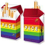 Zigarettenschachtel-Hülle > indo slipp 037 > Pace