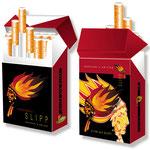 Hülle für Zigarettenpackungen > indo slipp 020 > Indianer