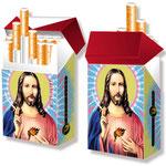Zigarettenschachtelüberzieher > indo slipp 026 > Jesus