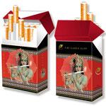 Zigarettenschachtel-Verpackung für Indien-Fans > indo slipp 017 > Krishna