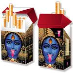 Zigarettenschachtel Hülle > indo slipp 001 > Kali