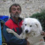 Gilles et son Patou