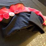BRP45 noir/ rouge