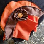 BRP41  orange / marron