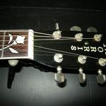 1970年代 Morris  WP-B 縦ロゴ ツリー・オブ・ライフ エレアコ カレッジギターズ