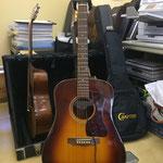 1995'GUILD D-25サンバースト カレッジギターズ