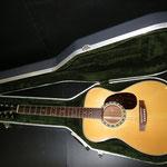 Bobson 000モデル 川島 通之 手工品&高級アルミHC カレッジギターズ