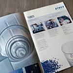 Athex Kunststofftechnik, Imagebroschüre