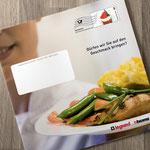 "Legrand-BTicino, Mailing ""Bon appétit"""