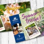 Hotel Maritim, Sassendorf: Saisonpostkarten