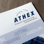 Athex: Logoentwicklung