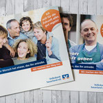 Volksbank Sauerland, Mailings zum Thema Generationenberatung
