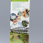 Sauerlandklinik Hachen: Roll-up-Display