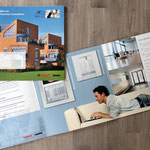 "Legrand-BTicino, Mailing ""Immobilien"", 6-seitig"