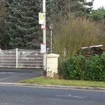 Ostring: Bushaltestelle Höhe Haus Nr.10