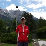 Landesmeister Damen 2013 - Claudia Schuster