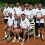 2011 Mannschaftsbild Herren 55