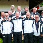 2013 Mannschaftsbild Herren 55