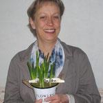 Die neue Schriftführerin Heide Hanssen
