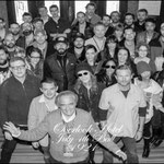 Recreation of the picture from the end of The Shining with the filmmaking class of 2014, Stanley Film Festival