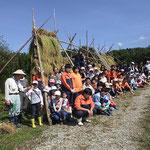 稲刈り体験イベント4