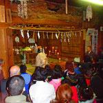 収穫感謝祭(神明社にて)