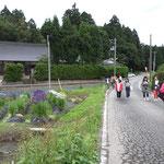 むら歩き(板山寺公園)