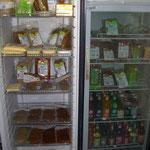 immer eine gute Auswahl an tierleidfreien Kühlprodukten