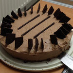 After Eight Torte.