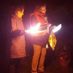 Inga las zur Einstimmung  an ausgewählten Punkten aus dem Buch der Feuerzangenbowle.