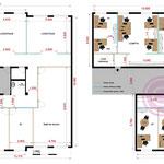 Espace de travail de 180m² à cloisonner et aménager à Levallois-Perret (92)