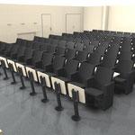 Création d'une salle de conférence pour un Ministère