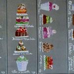 Cakes 4x20x50