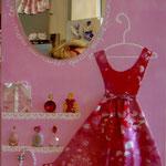 """""""La robe du soir """"80x80"""