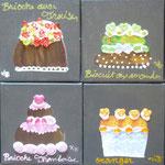 Cakes 2015 8x20x20