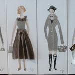Elegantes blanches 2014 4x20x50