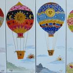 Montgolfiere 4x20x50