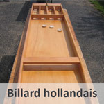 Billard hollandais