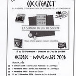 Gazette #08 : Octobre - Novembre 2006