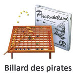 Billard des piraets