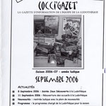 Gazette #07 : Septembre 2006