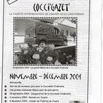 Gazette #01 : Novembre - Décembre 2004